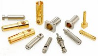 Brass Pins & Sockets