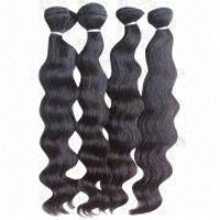 Machine Weft Virgin Remy Indian Hair