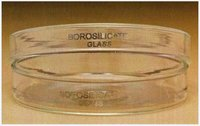 Petridish Glass Borosilicate