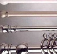 CRCA Curtain Pipes