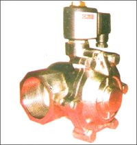2 Way Diaphragm Type Pilot Arrangement Solenoid Valve