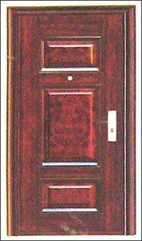 Designer Steel Doors