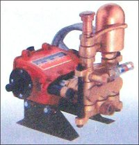 Agricultural Power Sprayer Triplex Piston Pump