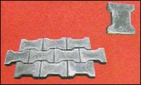 I-Type Concrete Paver Blocks