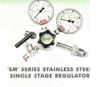 'Sm' Series Stainless Steel Single Stage Regulator