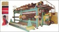 Automatic Numerical Control Double Needle Bar Paschel Machine