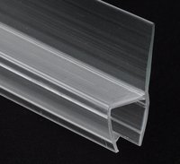 PVC Seals For Glass Shower Doors
