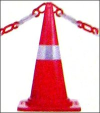 Safety Cone With Chain