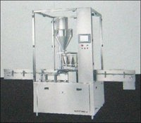 Automatic High Speed 16 Heads Continuous Motion Rotory Augur Filling Machine