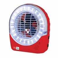 Rechargeable LED Lantern With Fan