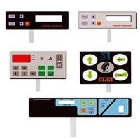 Membrane Keypad Stickers