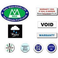 Warranty Stickers
