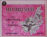 Easy Trace Series Book For Fabric Printing & Embroidery