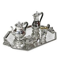 Silver Tea / Coffee Sets