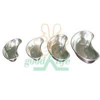 Steel Kidney Bowl