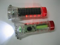 JA-183 Solar Flashlight