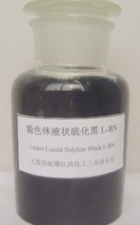 Soluble And Leuco Liquid Sulphur Black