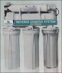 Wall Mounted Eco Premium Reverse Osmosis System
