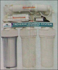 Wall Mounted Eco Standard Reverse Osmosis System