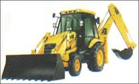 3dx Backhoe Loader