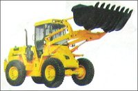 Automatic Transmission Wheeled Loader
