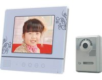 Two Or Four Wire Color Video Doorphones