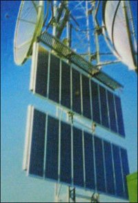 Hybrid Solar Power System For Telecom Towers