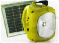 Solar / Led Power Lantern