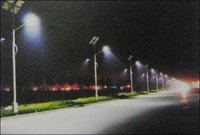 Solar / Led Wireless Street Light