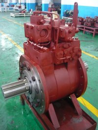 IHI Hydraulic Pumps And Motors For Crane And Windlass