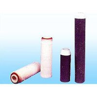 Silver Impregnated Granular Activated Carbon Cartridge