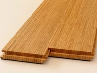 Click System Vertical Carbonzied Bamboo Flooring