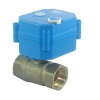 Electric Actuator Valve For Water Treatment