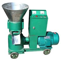 9PK-200 Wood/Feed Pellet Machine