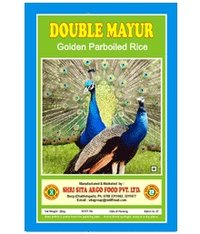 Double Mayur Gold Parboiled Rice