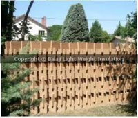 Biocomposite Fence