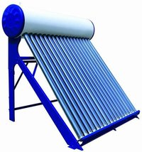 Non-Pressurized Type Solar Water Heater