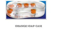 Orange Soap Case