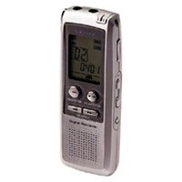 Cenix Digital All In One Voice Recorder With Mp3 Player