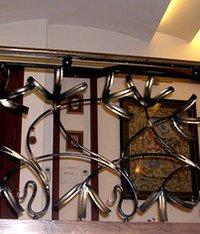 Decorative Balcony Railings