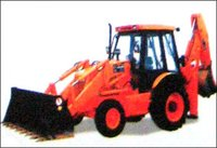 Front Loader Backhoe