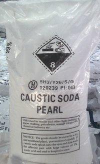 Caustic Soda Pearls