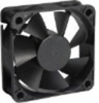 DC Axial Fan 60x60x25mm