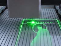 Glass Architectural Ornament Laser Engraving Machine
