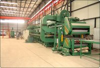 Sandwich Panels Machinery With Aluminum Foil Facings