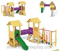 Juventus Playground Equipment