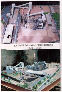Cement Plant Layout