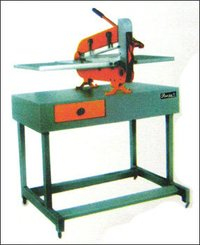 Fabric Sample Cutting Machines (Pt-404)