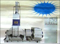 Hydraulic Dispersion Kneader