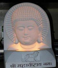 3D Lord Mahavira Statues